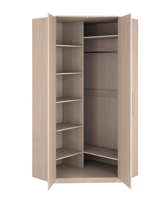 """Угловой шкаф-купе """"2 двери премиум"""", цена 13900 руб.."""